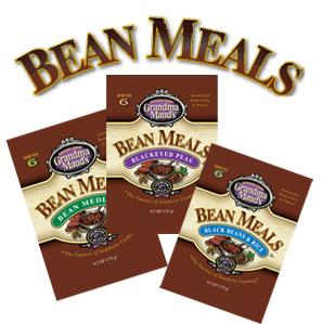 Grandma Maud's Downhome cookin, Bean Meals