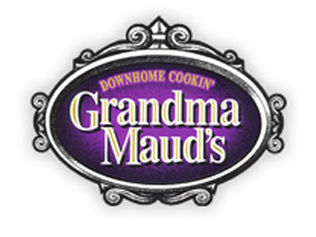 Grandma Maud's | Bean Meals | Pie Fixin's |Southern Seasonings | Downhome Cookin' logo